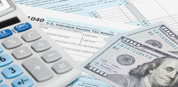 Tax Return and Refund Money